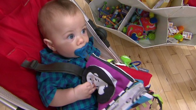 Baby business booming in U.S.