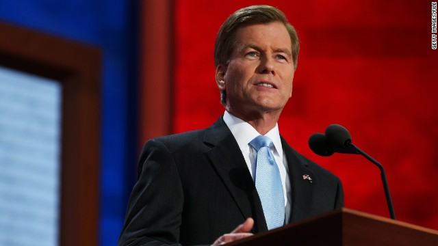 Virginia Gov. Bob McDonnell, a former president of the Republican Governors Association, had a prime-time speaking slot at last year's Republican National Convention.