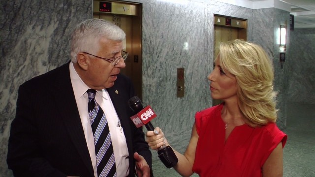 Enzi responds to challenge from Cheney
