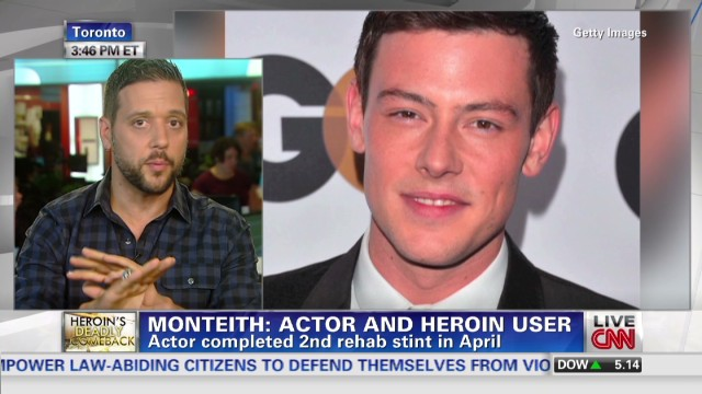 Strombo: Monteith was 'the good one'