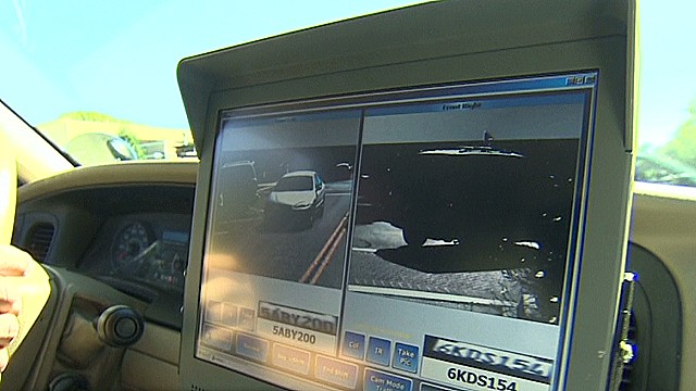 ACLU: Police are tracking where you drive
