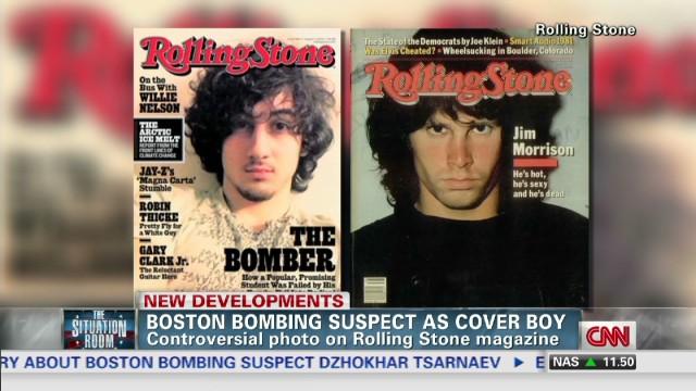 Retailers boycott Rolling Stone magazine