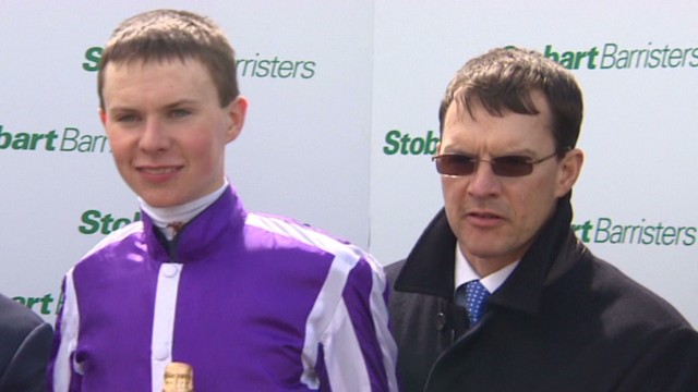 The O'Brien clan are fast becoming horse racing's dream team