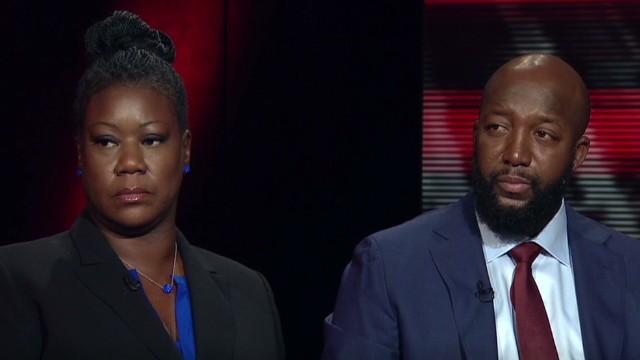 ac trayvon martin parents react to juror b37 interview_00024804.jpg