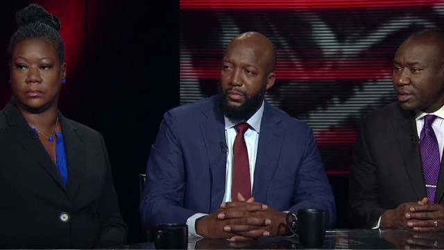 Trayvon Martin's parents on kids and race