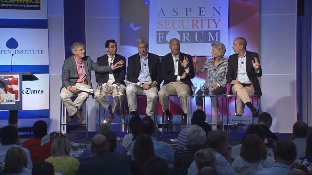 ACLU, gov't reps debate NSA programs