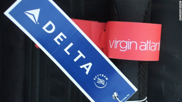 Delta-Virgin deal could give Delta more access to London