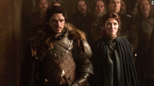 "HBO's hit show ""Game of Thrones"" might have some lessons for the William and Kate's new baby."