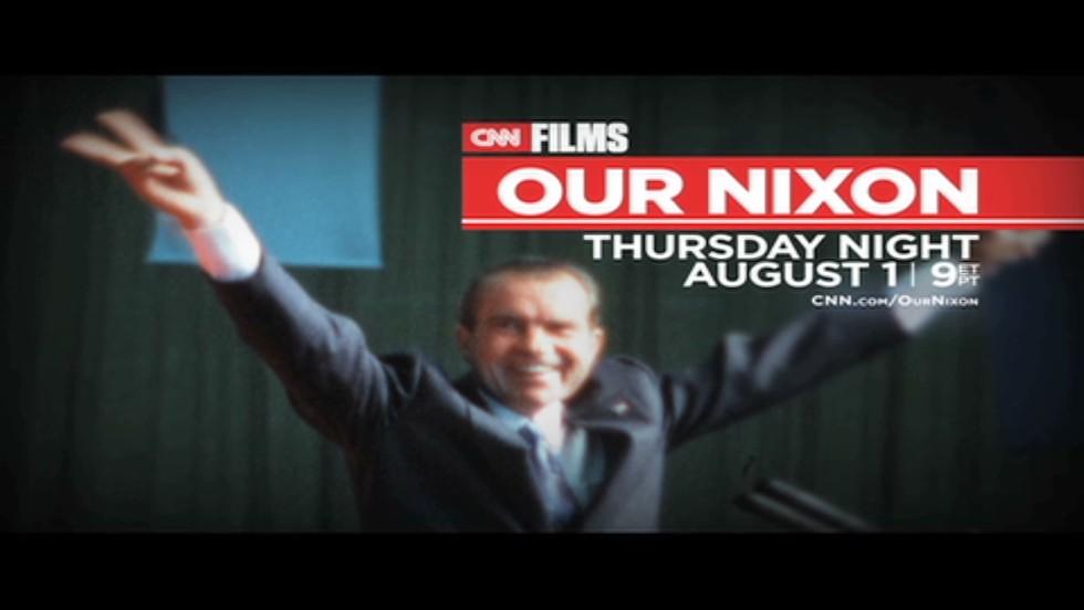 From inside, Nixon presidency surreal