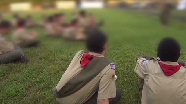 Obese kids banned from Boy Scout outing