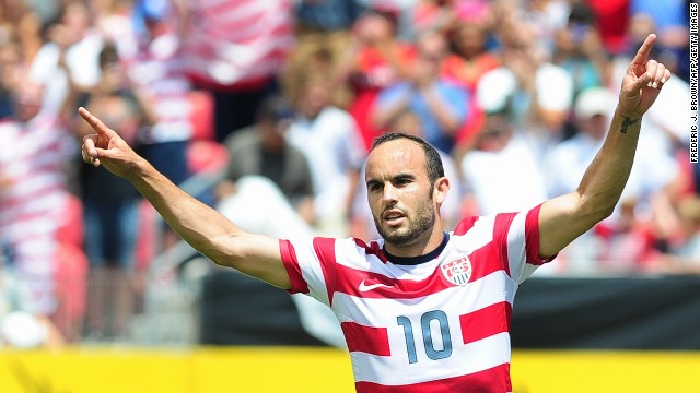 Klinsmann explains why he cut Donovan