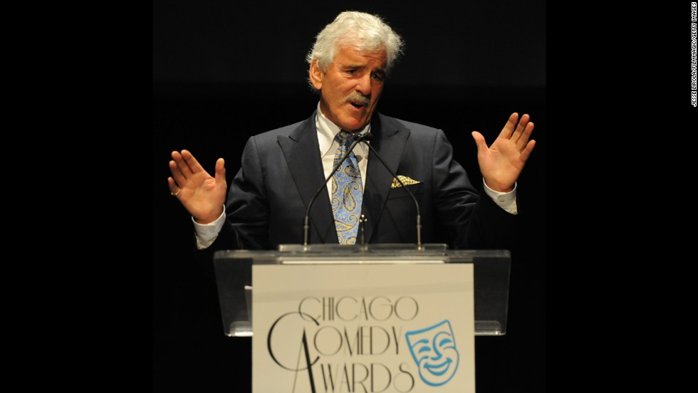 Farina attends the 23rd annual Chicago Film Critics Awards and Chicago Comedy Awards on January 7, 2012.