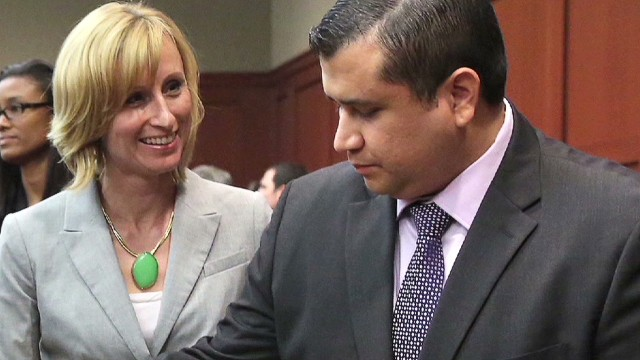 George Zimmerman helps rescue family