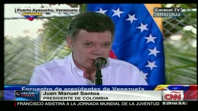 cnnee panorama maduro santos meeting venezuela_00013608.jpg