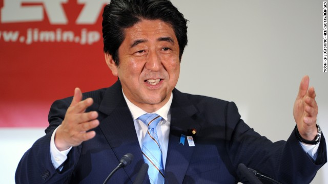 How Japan's P.M. is shaking things up
