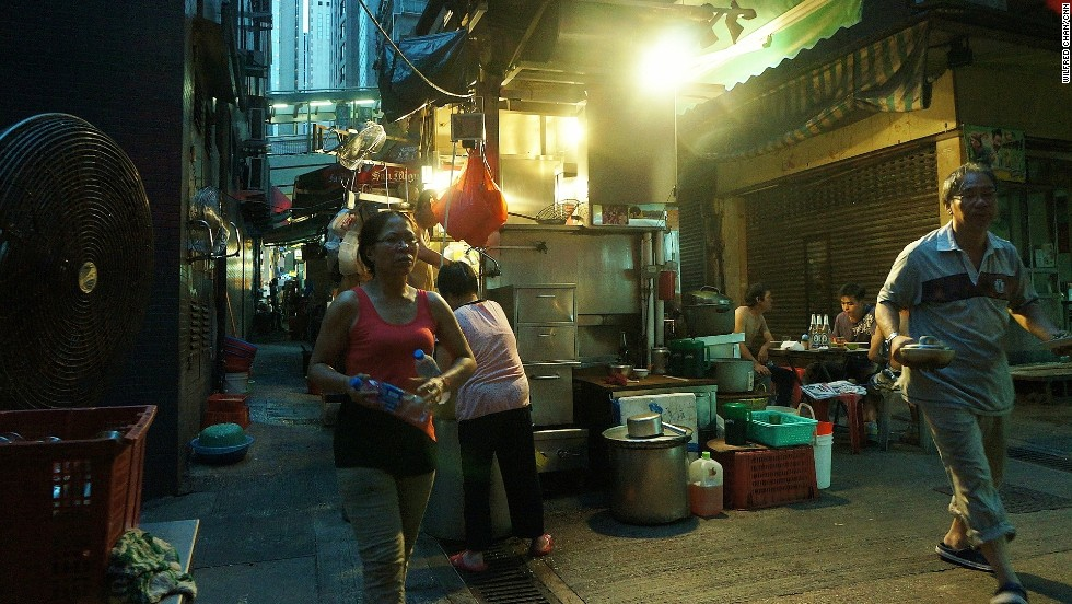 According to workers, strict licensing laws and the toiling nature of the job mean few young people want to work in a dai pai dong, leaving the future of the street food eateries in doubt.