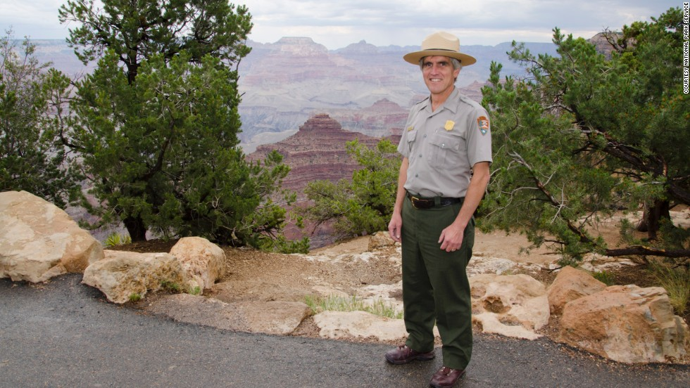 Andy Pearce is the environmental education specialist at Grand Canyon National Park and loves spending the majority of his time teaching kids about the park.