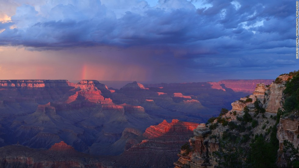 "Who can visit Arizona without exploring the <a href=""http://www.nps.gov/grca/index.htm"" target=""_blank"">Grand Canyon</a>? You can hike for a day or a week, take a mule ride down to the bottom, canoe down the river or take a helicopter tour. Stay for the day, camp or spend the night in luxury. Whatever way you choose to explore this 277-mile-long cut through the Southwest, just don't skip this glorious national park."