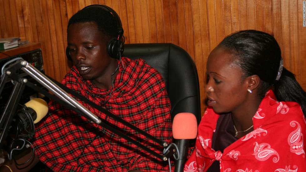 It's also established several other companies, including a media house that is producing radio programs specifically catering to Maasai listeners.