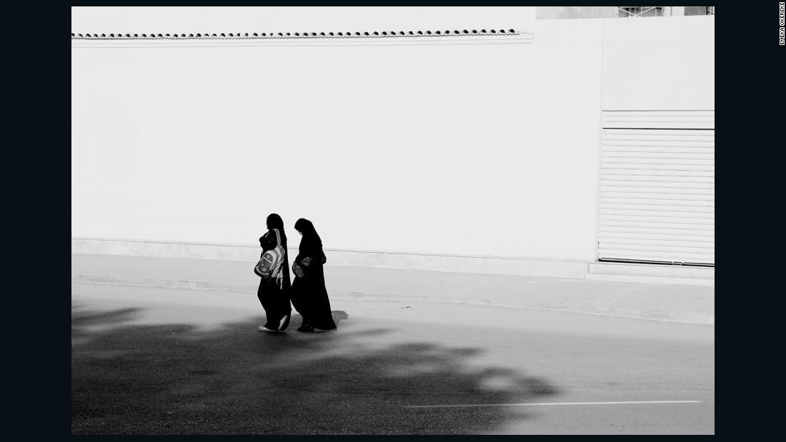 """""""Twin Walk"""" - Khartoum, Sudan, 2011."""