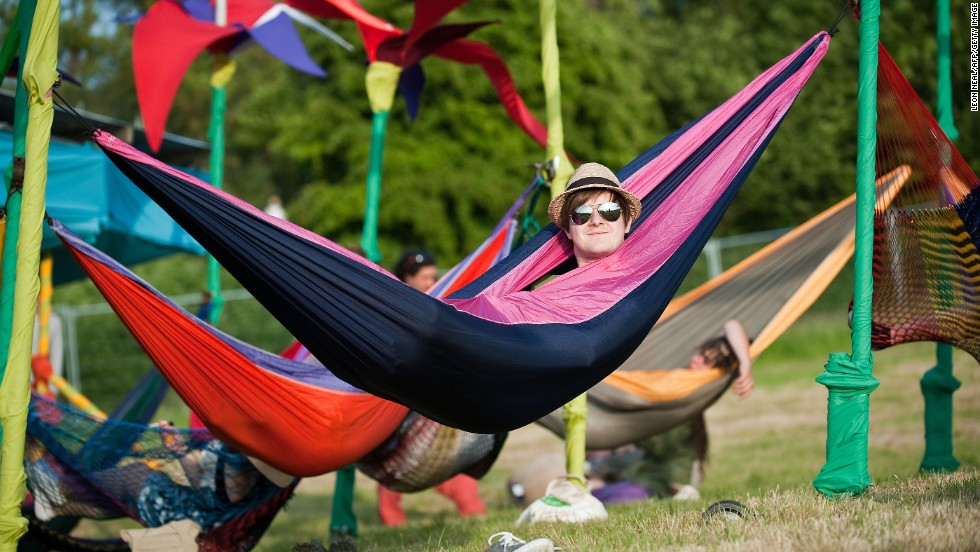 The origins of Hammock Day (July 22) are hazy. It is suspected that the holiday (on the American calendar) was started by a hammock company. Mainly, observers are encouraged to simply lay about.
