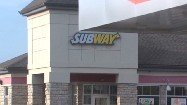 Subway closed after icky photos surface