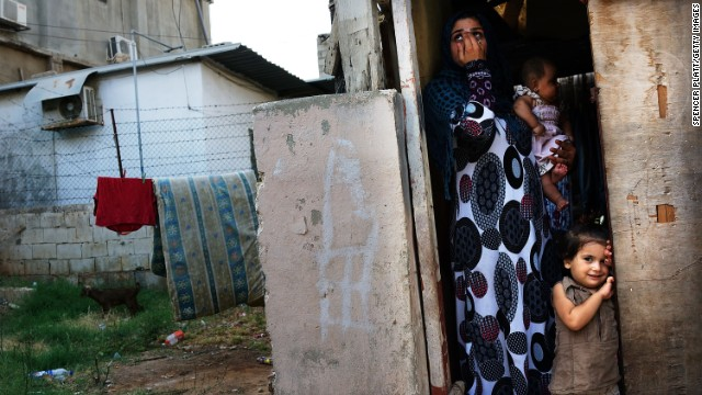 Syrian refugees face resentment in Lebanon