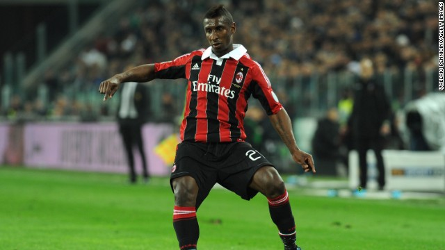 AC Milan defender Kevin Constant was allegedly racially abused during his side's friendly game against Sassuolo.