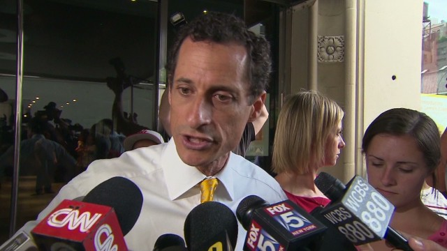 Weiner: Voters not interested in my past