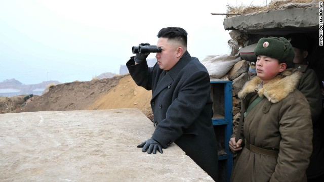 North Korea fires four missiles