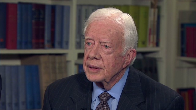 President Carter comments on Snowden