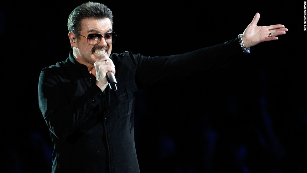"George Michael: Singer who rose to fame as part of the pop duo ""Wham!"" and went on to a successful solo career."