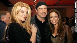 After 'Going Clear,' John Travolta defends Scientology