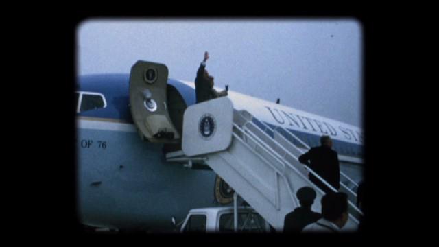 Nixon's trip to China