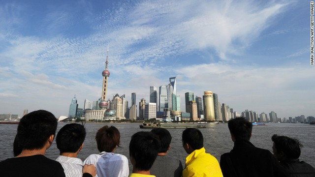 Shanghai's skyscraper-laden skyline inspires awe. And, sometimes, envy.
