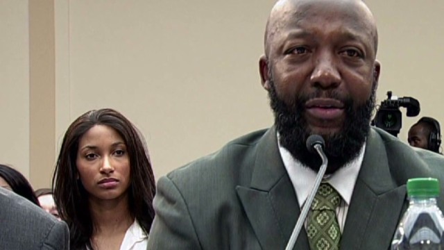 Trayvon's dad: I will define son's image