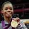Gabby Douglas gold medal