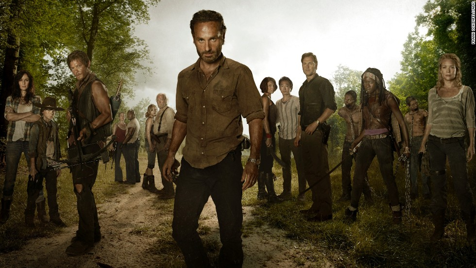 "<strong>Winner: ""The Walking Dead"" </strong>-<strong> </strong>The hit AMC series had more than 16 million viewers for its season 4 premiere in mid-October and averaged 13 million for season 4's first half overall. That's cemented its status as the top-rated scripted series on television, period. (Only ""Sunday Night Football"" does better.) The second half of season 4 starts February 9."