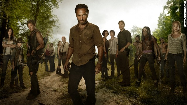 "The cast of ""The Walking Dead"" isn't alone in the zombie world. A companion series pilot is in the works."