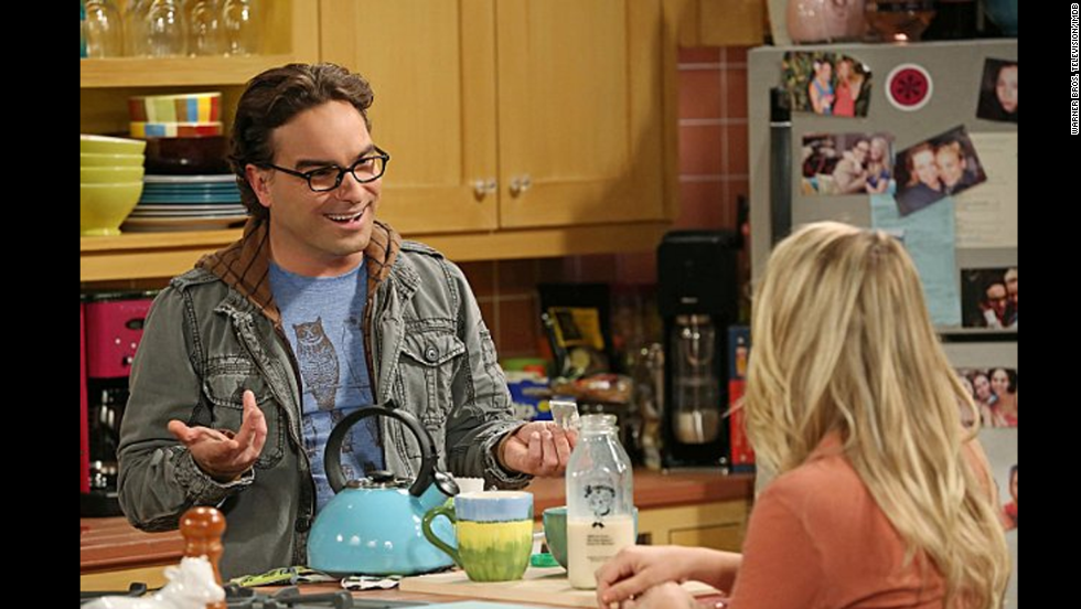 """Roseanne"" alum Johnny Galecki stars as Leonard Hofstadter, Sheldon's long-suffering roommate and the love interest of Penny (Kaley Cuoco). He is a physicist."