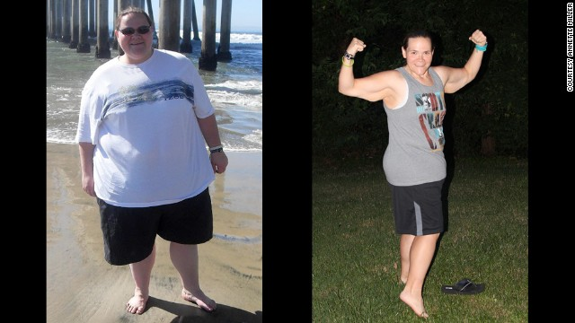 CNN triathlete loses 190 pounds