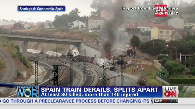 exp suzanne malveax michael holmes spain train crash ireporter witness ivette rubiera_00003819.jpg