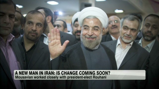 Iranian insider on country's new leader