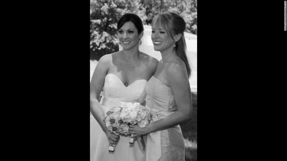 "Maureen ""Momo"" Mague Powers. Married: May 2009."