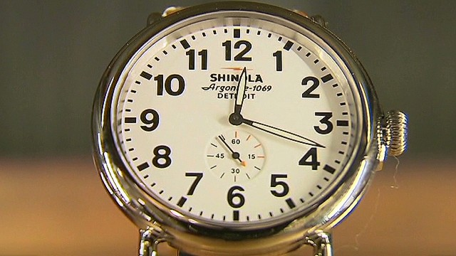 exp erin dnt idea shinola bets big on detroit manufacturing_00005813.jpg