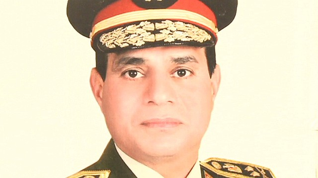 Egypt's new national hero?