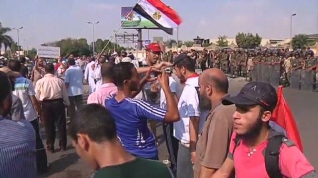 More protest expected in Egypt