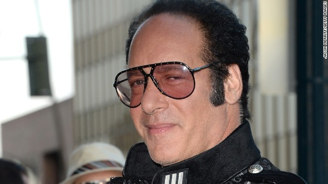 Andrew Dice Clay arrives at the premiere of 'Blue Jasmine' hosted by AFI & Sony Picture Classics at AMPAS Samuel Goldwyn Theater on July 24, 2013 in Beverly Hills, California.