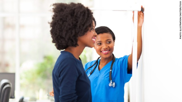 Tall women may have greater cancer risk