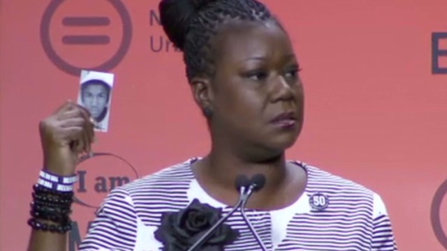 Trayvon's mother: Use my tragedy